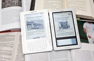 Kindle vs. NookForrás: wired.com